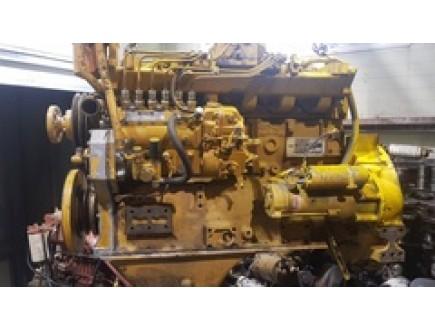 Заказать Б/У двигатель KOMATSU 6D95L-1
